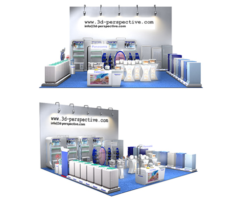 Booth-exhibition-shop